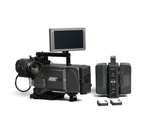 Arri Alexa With120 Hi Speed Licence