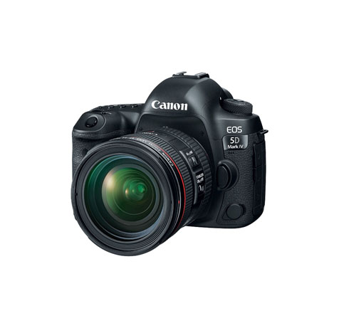 Canon Digital SLR 5D Mark IV Camera