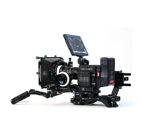 RED EPIC-W HELIUM CAMERA